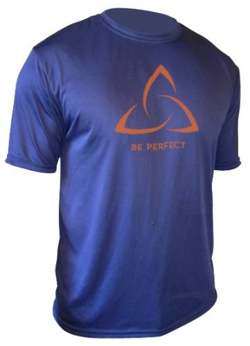 Triquetra dry fit performance t shirt christian for Dry fit custom t shirts
