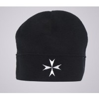 Maltese Fleece Beanie