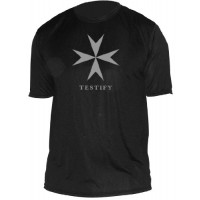 Maltese Cross Dry Fit Performance T-shirt