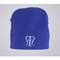 Marian Monogram Fleece Beanie